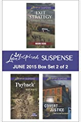Love Inspired Suspense June 2015 - Box Set 2 of 2: An Anthology Kindle Edition