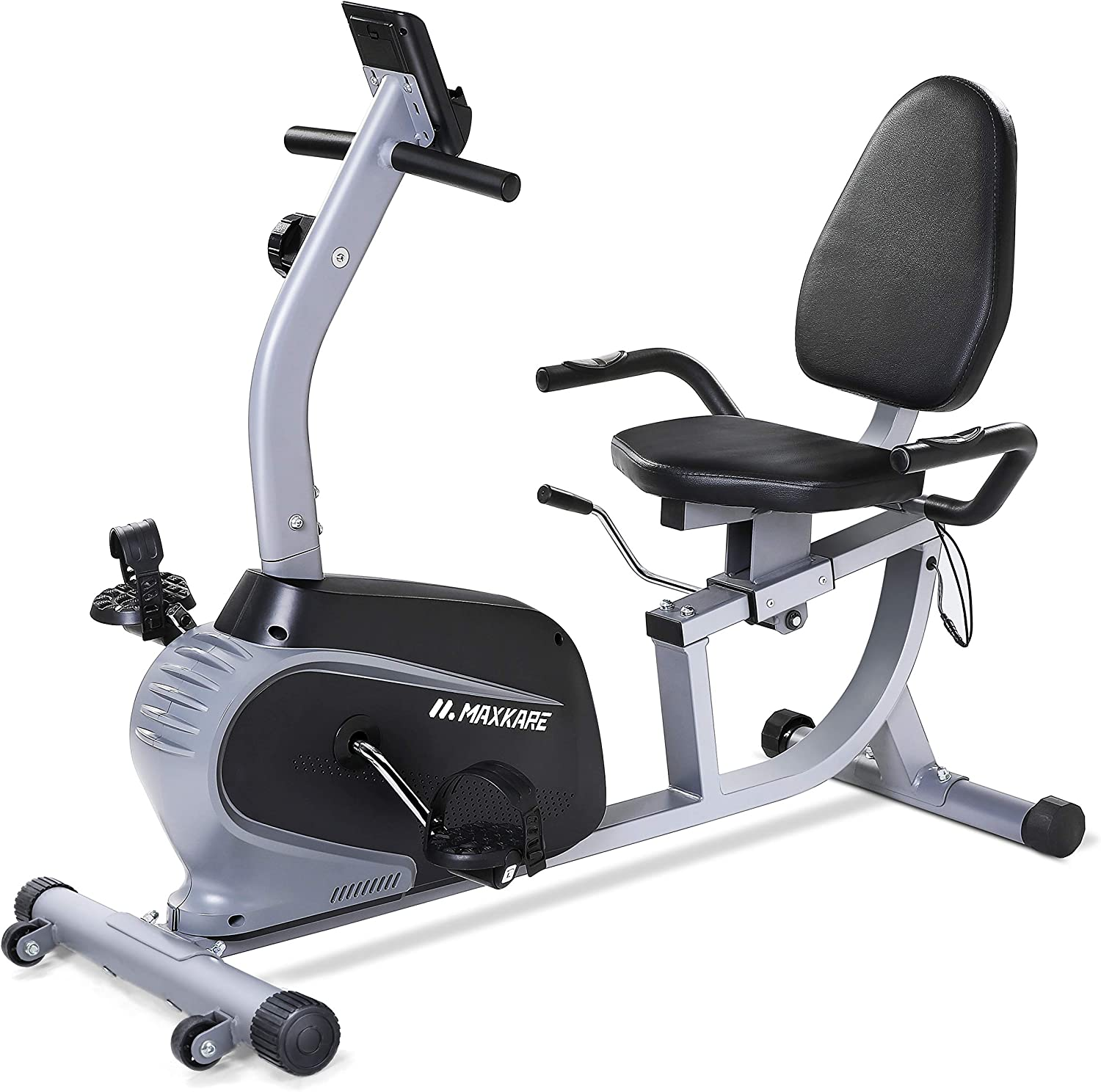 3. MaxKare Recumbent Exercise Bike