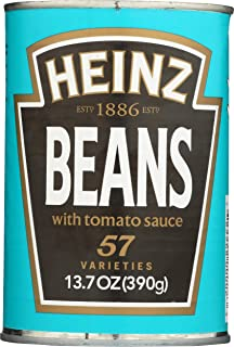 product image for Heinz, Baked Beans With Tomato Sauce, 13.7 Oz