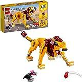 LEGO® Creator 3em1 Leão Selvagem