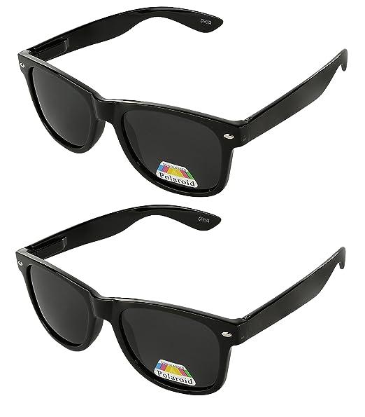 Amazon.com: Wayfarer - Gafas de sol polarizadas para hombre ...