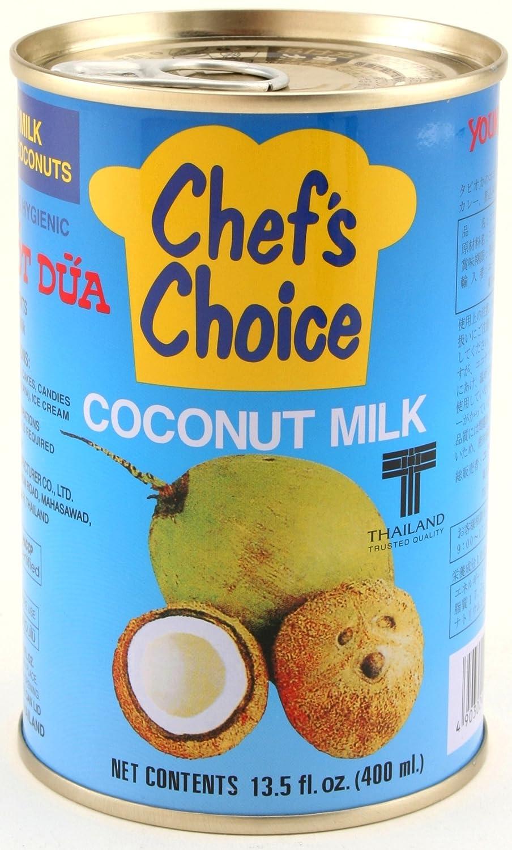 ユウキ ココナッツミルク(4号缶)400ml