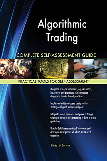 amazon com algorithmic trading all inclusive self assessment more