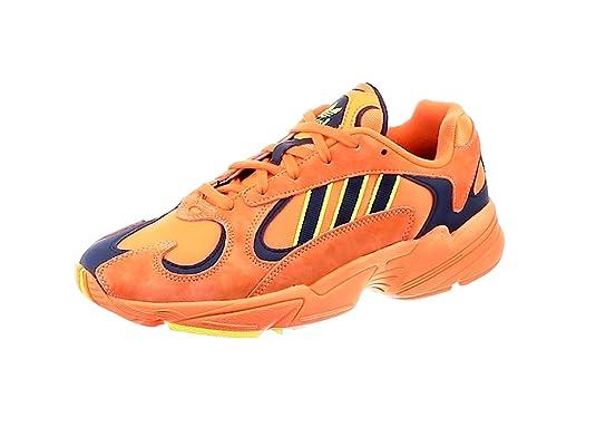 Adidas Yung-1, Zapatillas de Deporte para Hombre, Naranja (Naalre/Amasho