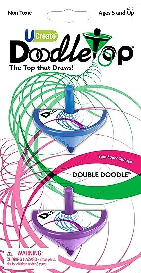 Basteln & Kreativität U-create Doodletop Double Doodle