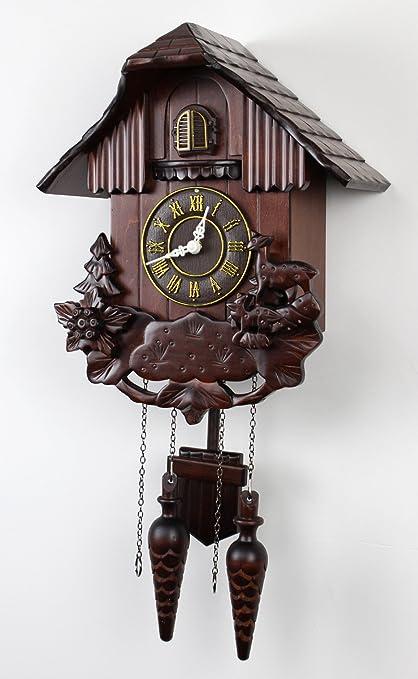 Reloj De Cuco SXWY, Reloj De Cuco De La Selva Negra, Reloj De La