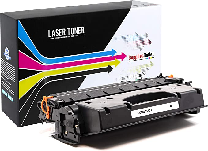 C//M//Y SuppliesMAX Compatible Replacement for HP Color Laserjet 5500//5500DN//5500DTN//5500HDN//5500N Toner Cartridge Combo Pack C973CMY NO. 646A