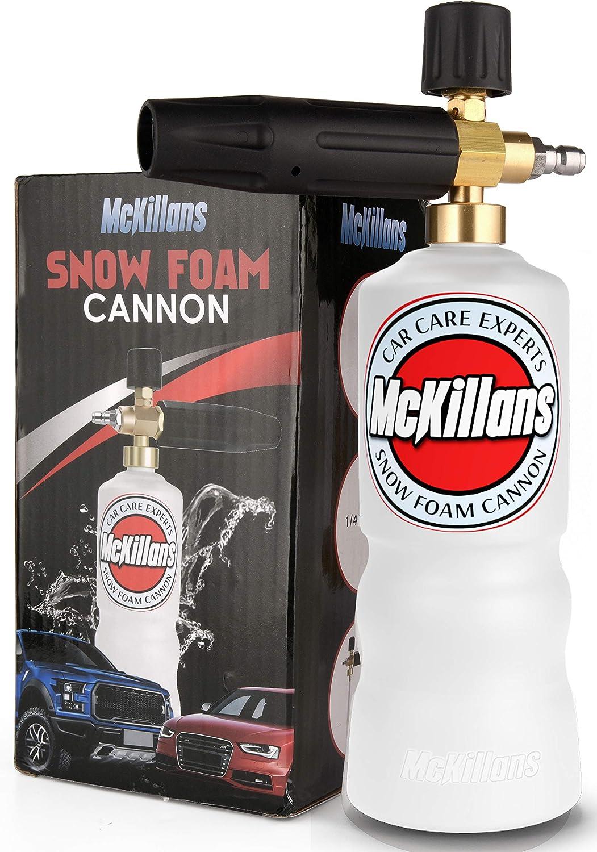 McKillans Snow Foam Cannon