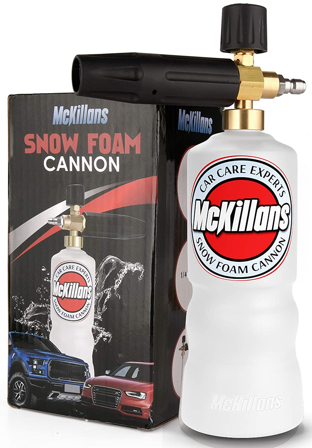 McKillans Snow Foam Cannon