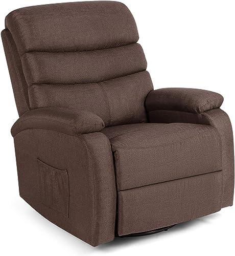 8 Point Massage Recliner Lounge Chair