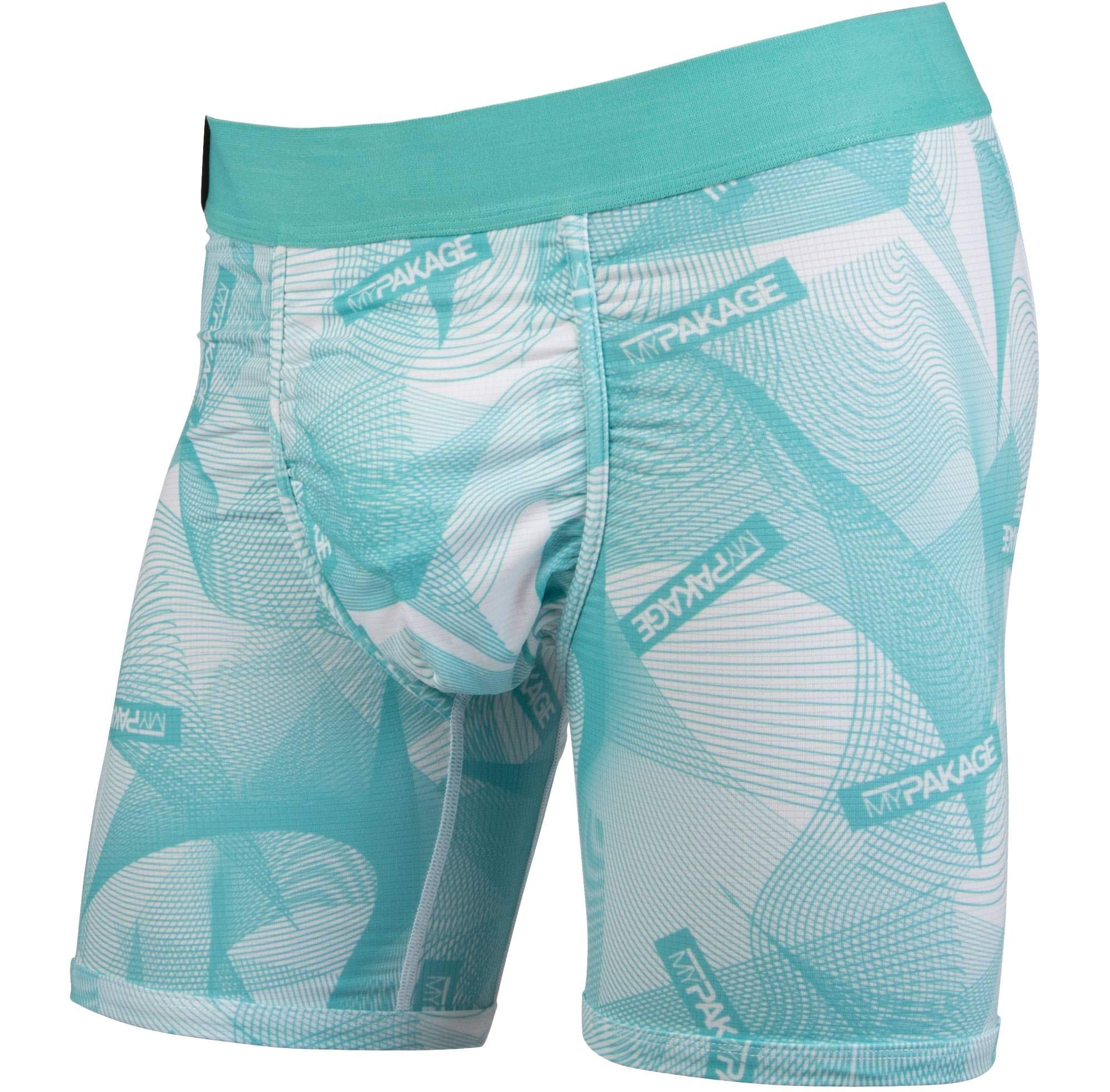 MyPakage Action Boxer Brief by MYPAKAGE