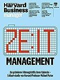 Harvard Business Manager 9/2018: Zeitmanagement