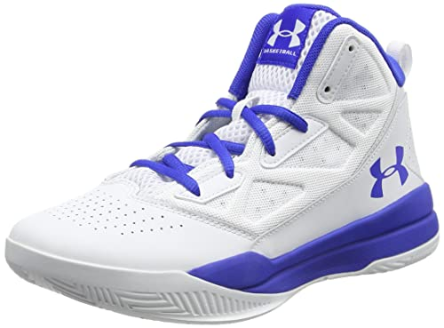 Under Armour Boys' Grade School Jet Mid Basketball Shoes