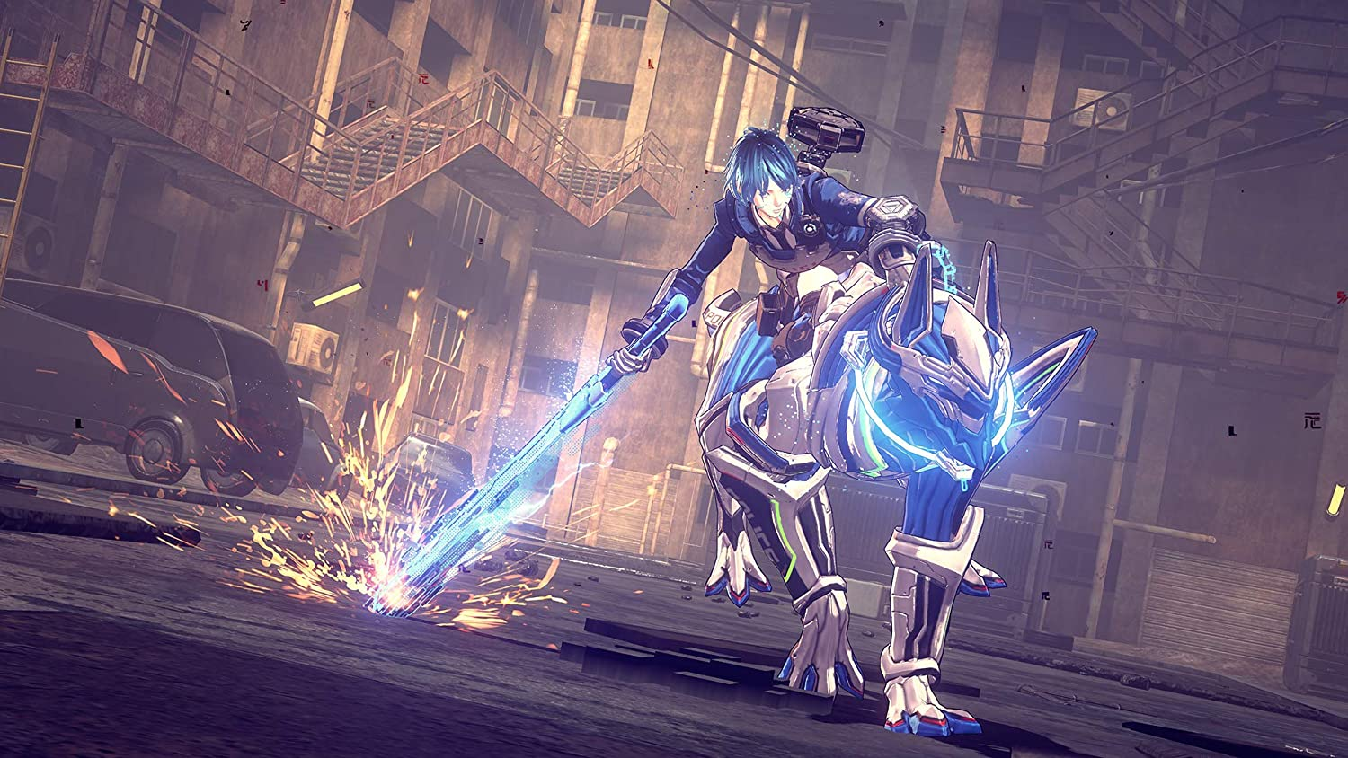 Nintendo Switch Astral Chain USK 16: Amazon.es: Electrónica