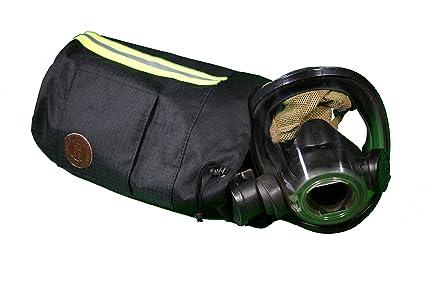 db6b3b0aa509 Amazon.com   Fireflex Firefighter SCBA Mask Bag (Black)   Sports ...