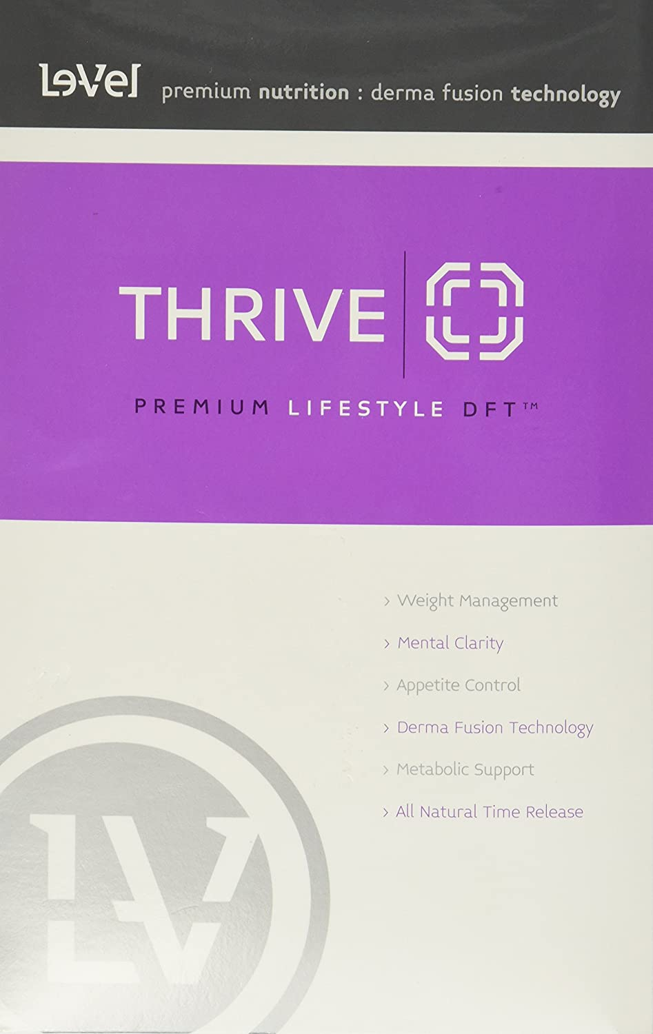 Level Thrive Derma Fusion Technology Dft 1 Month Supply 30