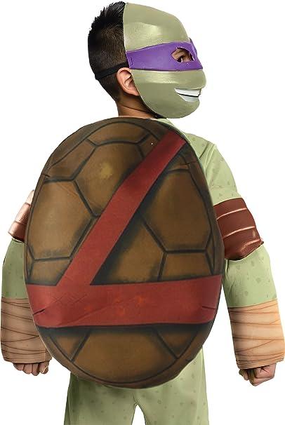 Disfraz de Donnie Tortugas Ninja infantil - 1-2 años: Amazon ...