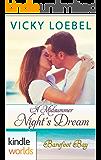 Barefoot Bay: A Midsummer Night's Dream (Kindle Worlds Novella)