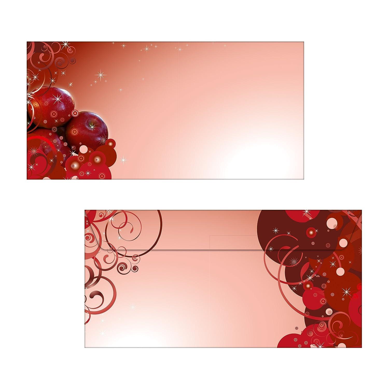 Sigel DS301 25 hojas de papel de carta de Navidad perfumadas ...