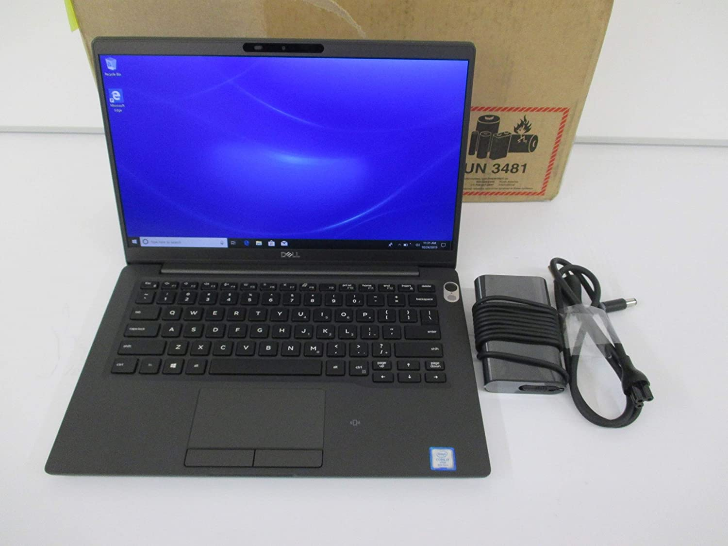 "Dell Latitude 14 7400 14"" Notebook - Intel Core i7-8665U - 16GB RAM - 256GB SSD"