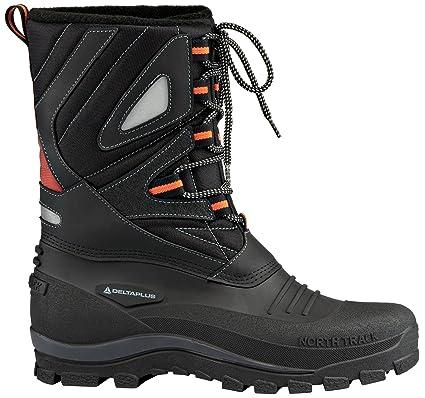 Delta plus botas - Juego bota sintetico cana poliamida teflon negro 46(1 par)