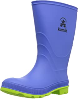 Amazon.com | Kamik Raindrops Rain Boot (Little Kid/Big Kid) | Boots