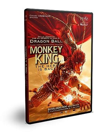 Monkey king the hero is back: amazon.it: cartoni animati: film e tv