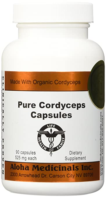 Product thumbnail for Pure Cordyceps Capsules