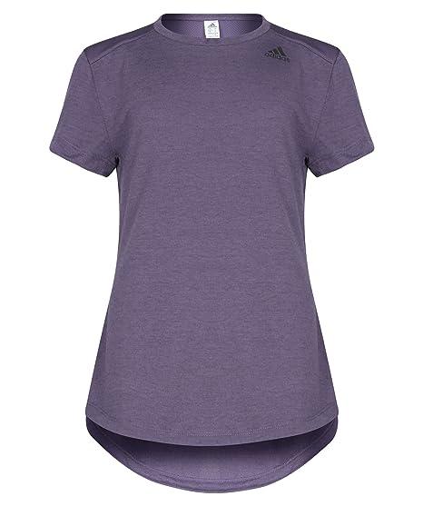 adidas Prime Mix, Camiseta Mujer, Violeta (Trapur), xx-large