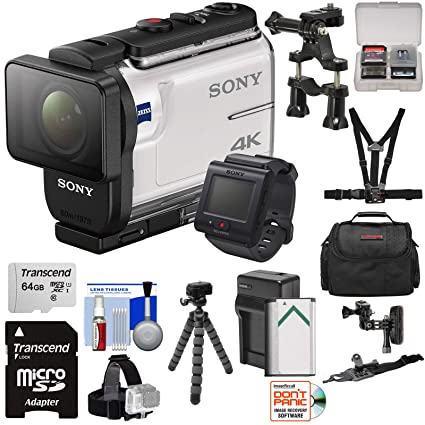 Amazon.com: Sony Action Cam FDR-X3000 - Cámara de vídeo con ...