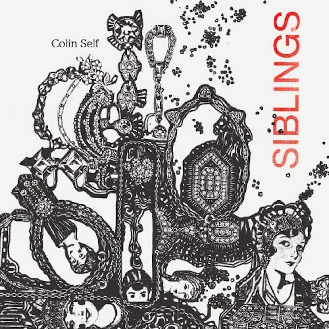 Vinilo : Colin Self - Siblings (LP Vinyl)
