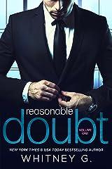 Reasonable Doubt Kindle Edition