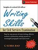 Writing Skills for Civil Services Examination