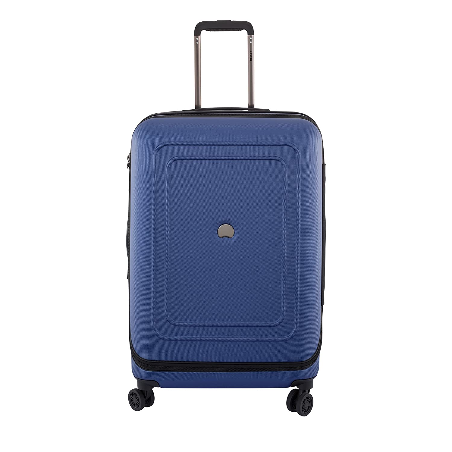 45416191a Amazon.com | DELSEY Paris Luggage Cruise Lite Hardside 25 inch Expandable  Spinner Suitcase with Lock, Blue | Carry-Ons
