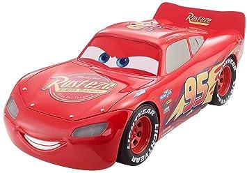 Cars 3- Coche Mcqueen, con Luces y Sonidos (Mattel FDD55 ...
