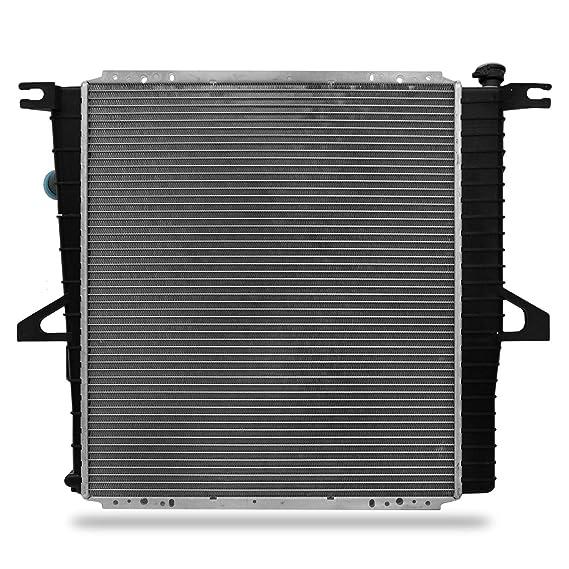 Radiador para Ford Explorer/F-100 Ranger y Mazda B3000 B4000 pastilla V6: Amazon.es: Coche y moto