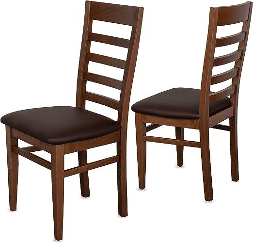 Schwarzwald St62 Solid Wood Dining Chair Beech 51 X 47 X 97 Cm Amazon De Kuche Haushalt