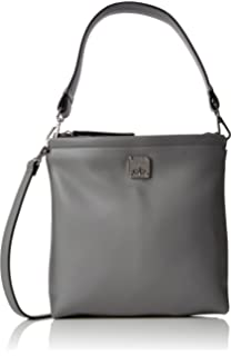 maletín cm 85x22x23 Bolsos Grey Fiorelli x Beaumont L W H Mujer F46wTnq
