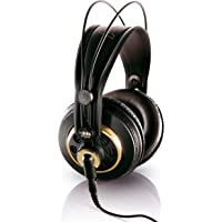 AKG 爱科技 K240S 头戴式专业录音监听耳机