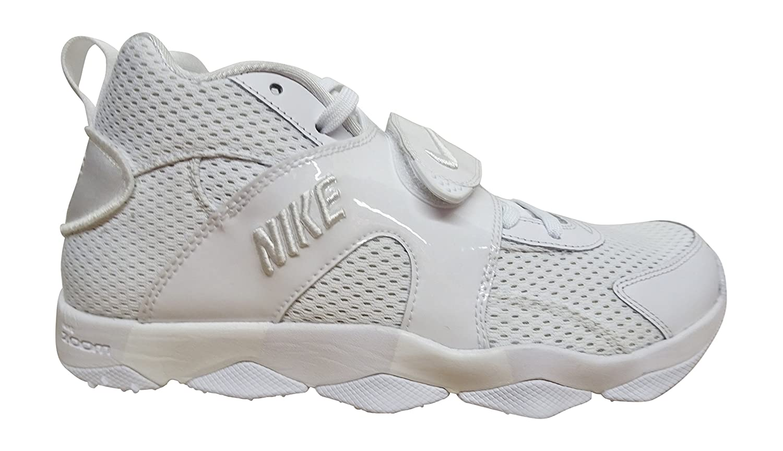 Nike Herren Zoom Veer Fußballschuhe, Blanco (Blanco (Weiß Weiß-Weiß)), 42 EU