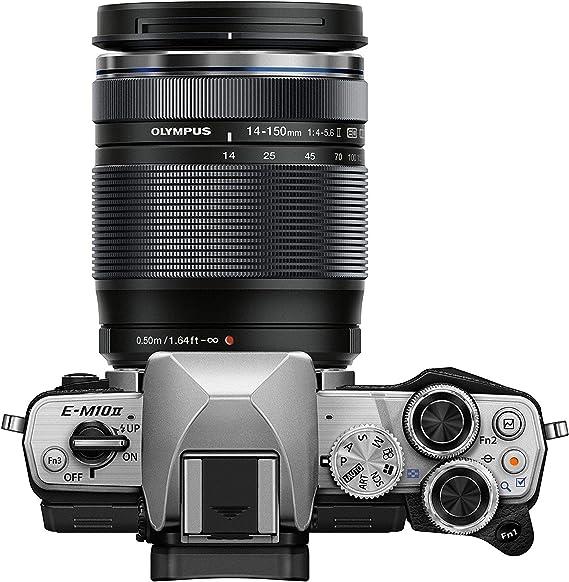 Olympus Om D E M10 Mark Ii System Camera Kit Incl Camera Photo