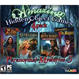 Paranormal Mysteries 5: Amazing Hidden Object Games (4 Pack)