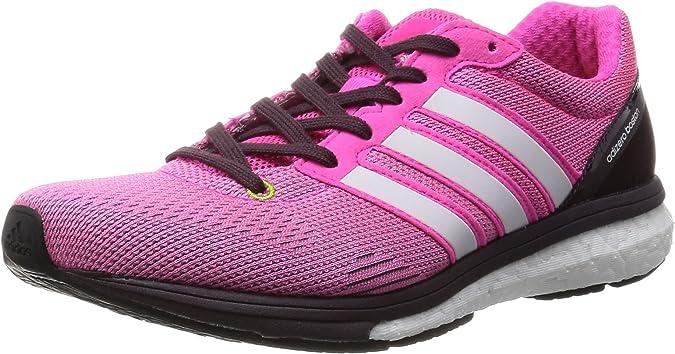 Adidas Adizero Boston Boost 5 Tsf W S78, Zapatillas de Running para Mujer, Rosa (Pink S78214), 36 EU: Amazon.es: Zapatos y complementos