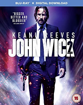 John Wick Chapter 2 Amazonde Dvd Blu Ray