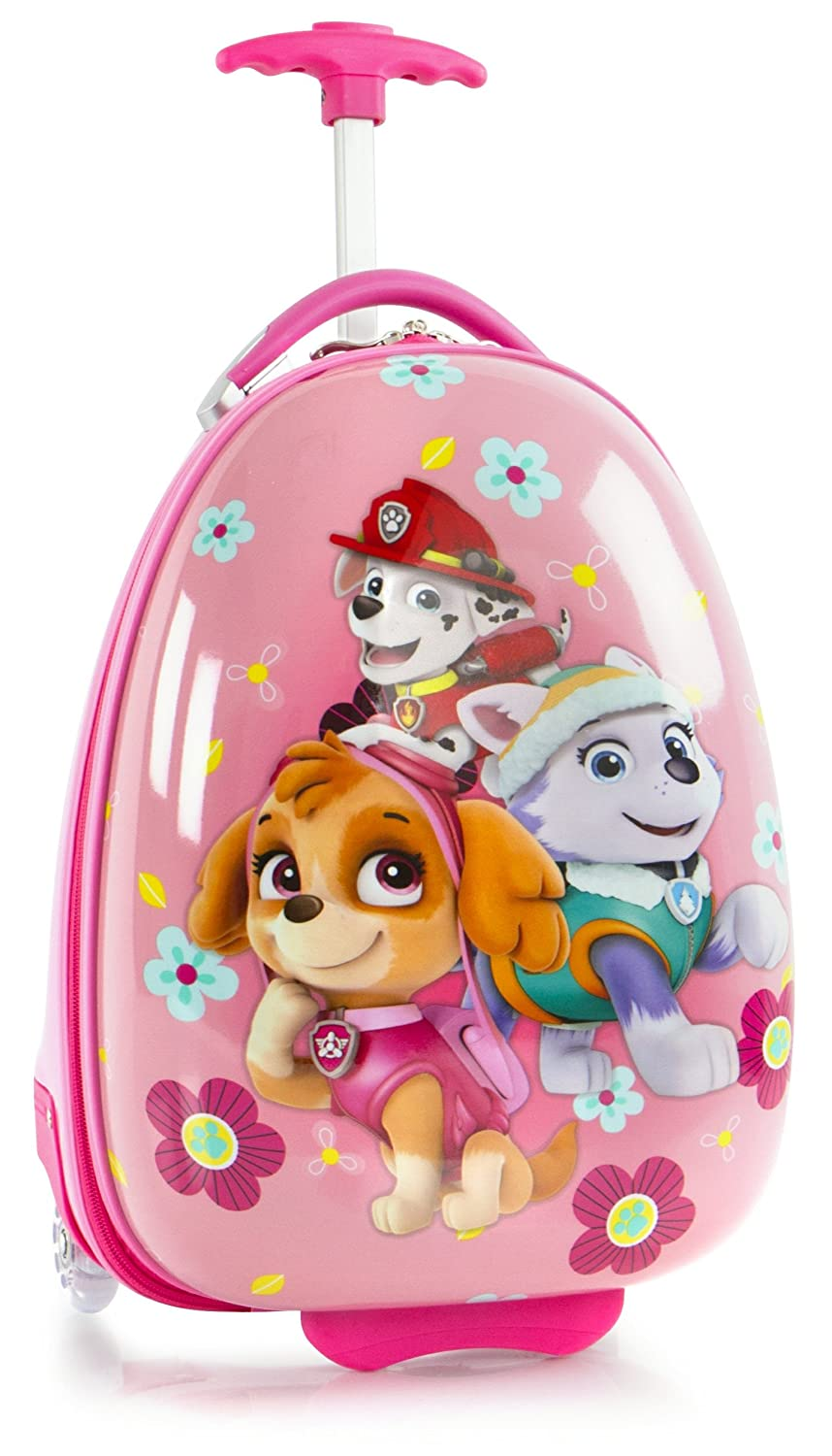 Heys Paw Patrol Designer Luggage Case Pink - For Girls