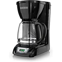 BLACK+DECKER DLX1050B 12-Cup Programmable Coffeemaker