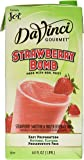 Jet Tea Strawberry Bomb Smoothie Mix 64 oz