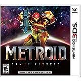 Metroid: Samus Returns - Nintendo 3DS - Imported USA.
