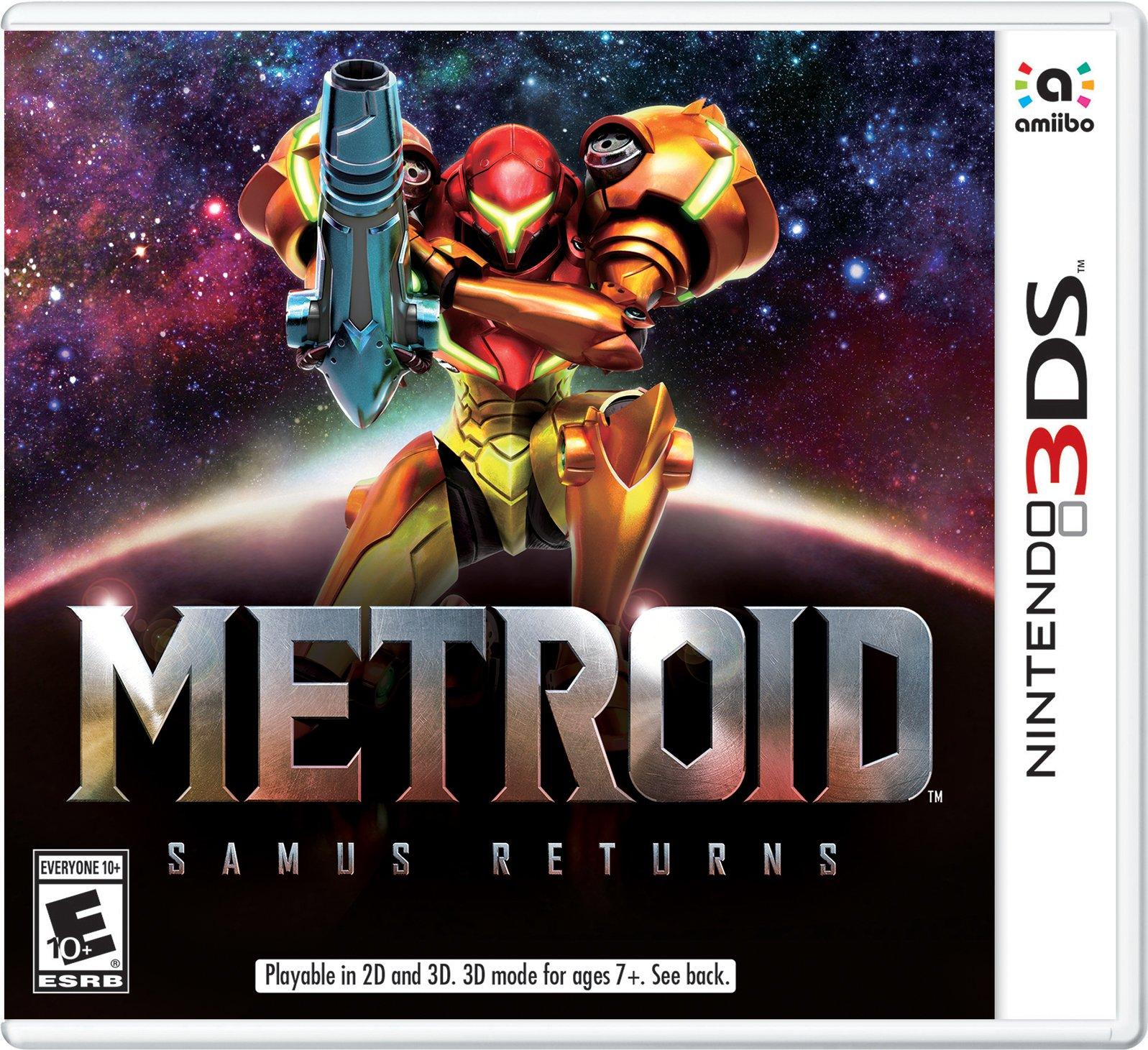 Metroid: Samus Returns - 3DS [Digital Code]