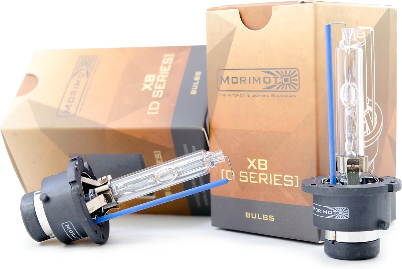 Morimoto D2S 5500K XB HID Bulbs Pair